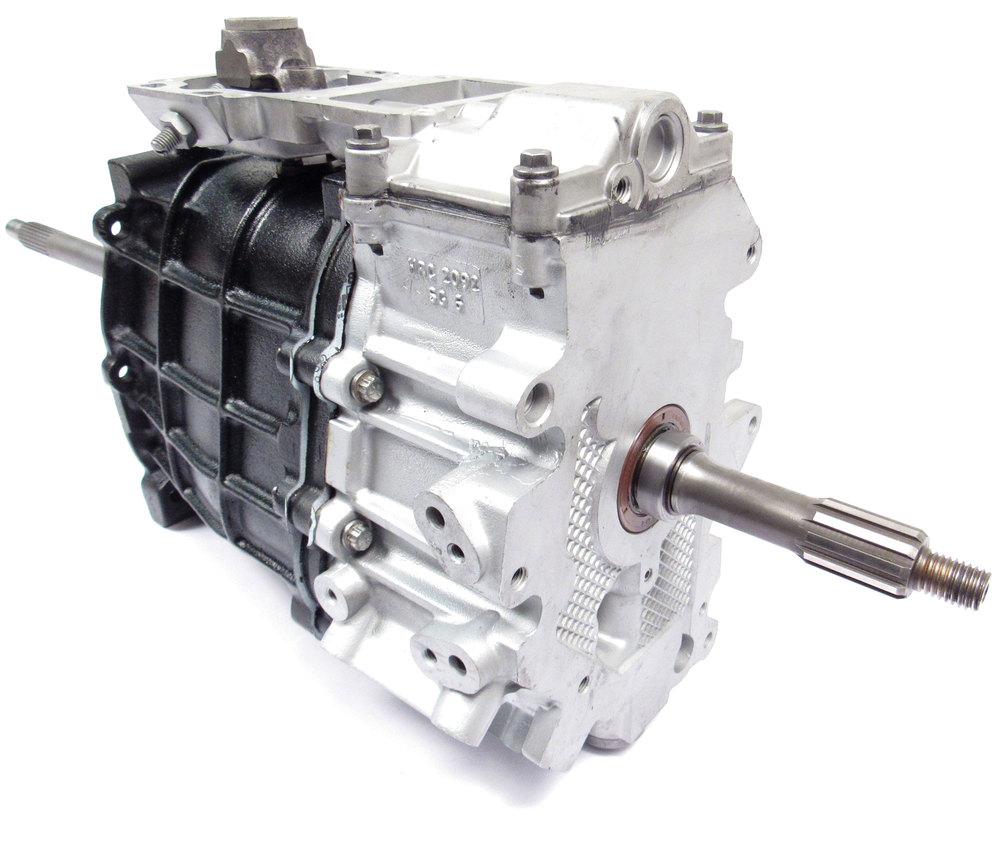manual transmission for Defender