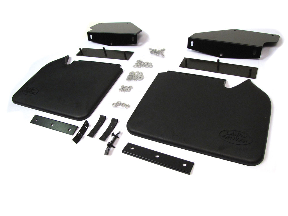 Front Mud Flaps Fixing Kit For Discovery Series 2