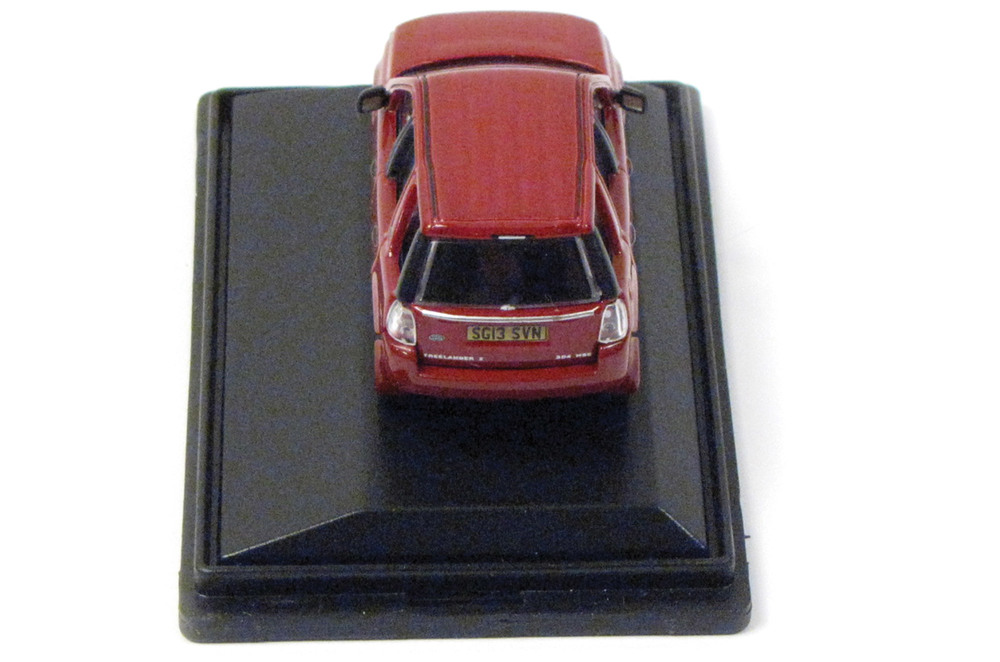 Diecast Collectible Toy Truck, Land Rover LR2 Firenze Red 1:76 Scale