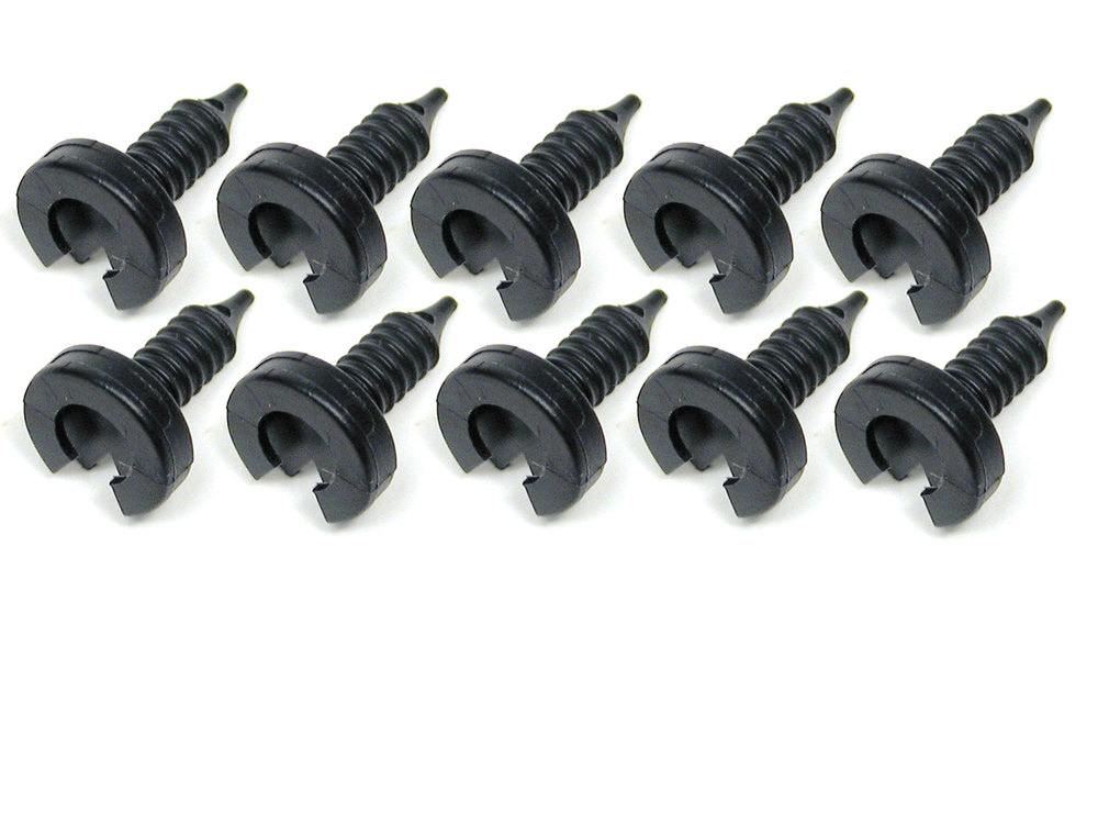 Door Panel Studs, Set Of 10, For Land Rover Discovery I, Discovery Series II, Defender 90, Freelander And Range Rover P38
