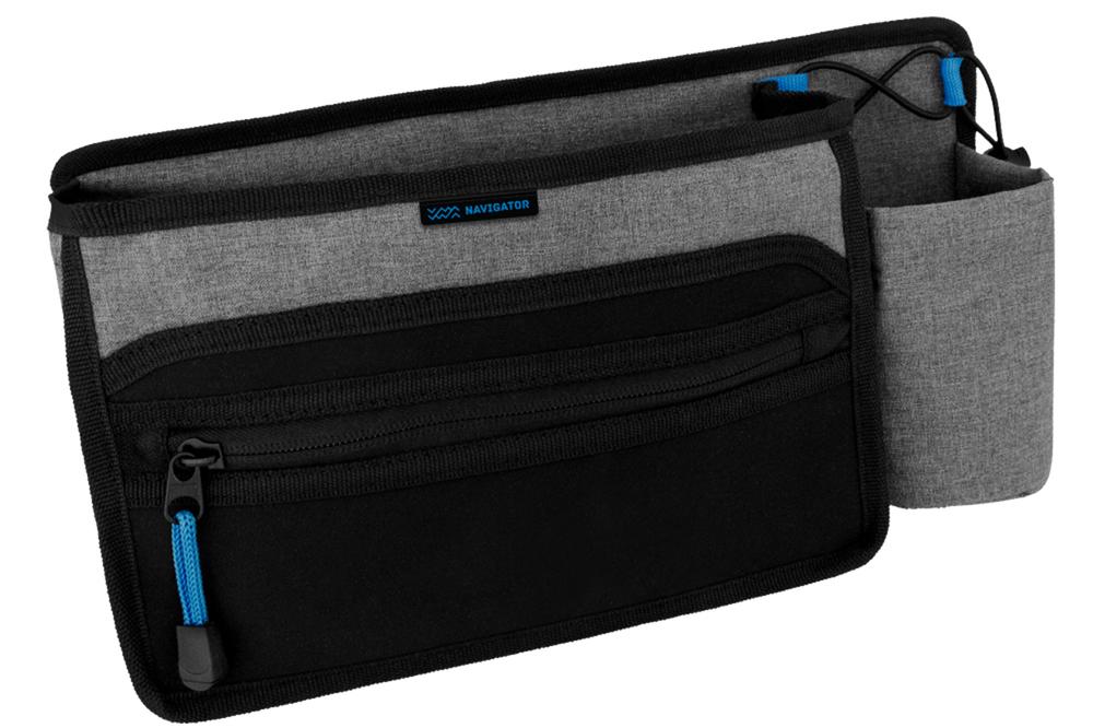 Build It Kids Pocket Buddy, Seatback Storage Organizer Pocket Add-On, By Navigator
