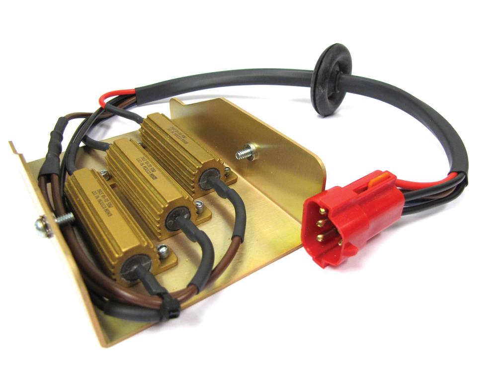 Range Rover A/C blower motor resistor
