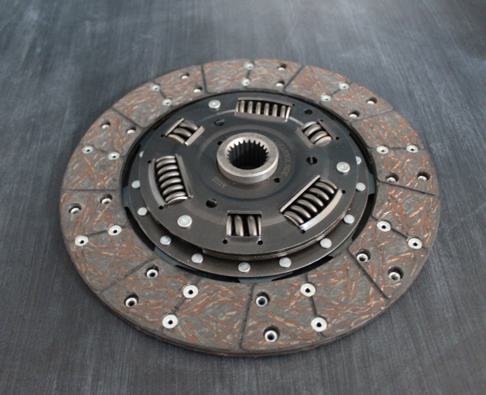 LOF POWERspec Clutch Assembly For Land Rover Defender 200 And 300 Tdi