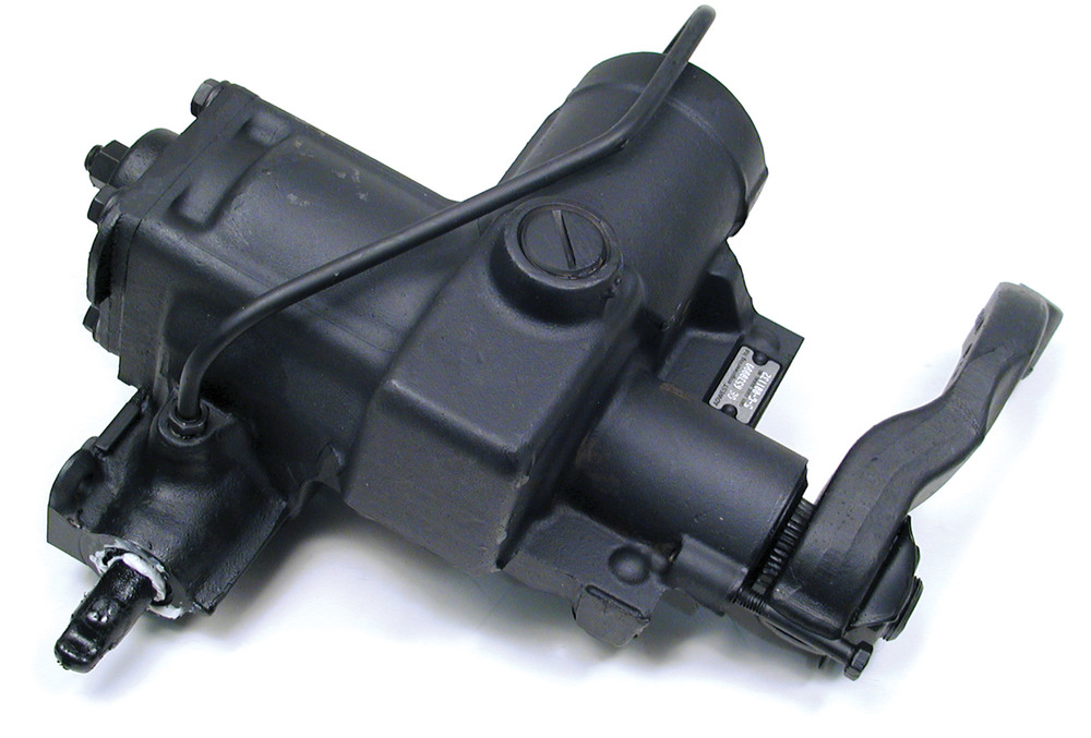 Steering Box, New With Drop Arm, For Land Rover Discovery Series 2 1999 - 2002