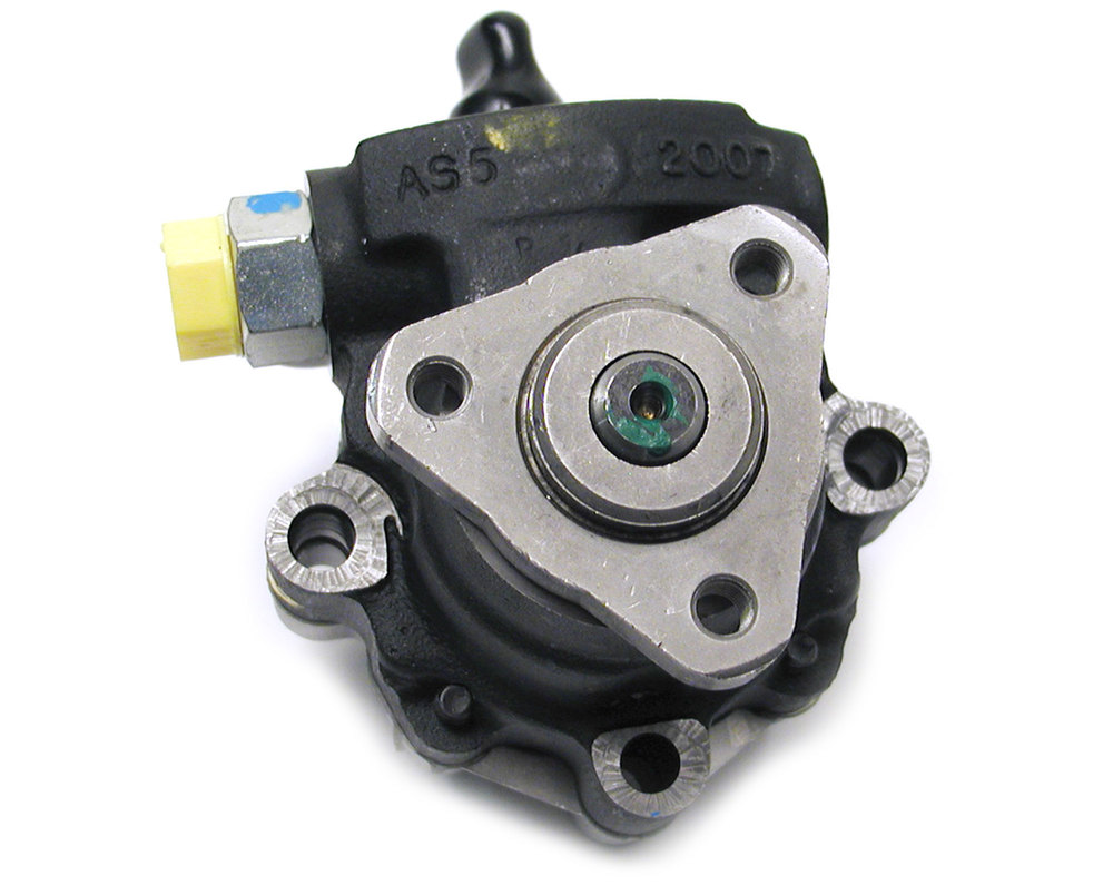 Steering Pump, Original Equipment QVB500080 By Hobourn, For Land Rover Discovery Series II