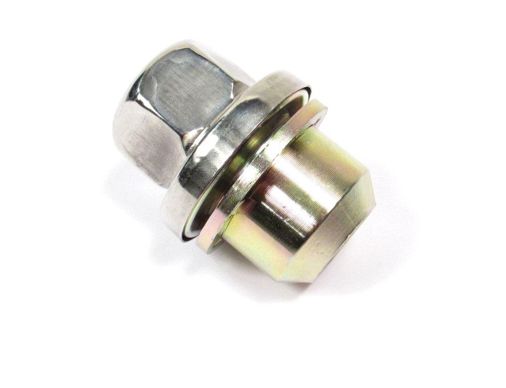 Lug Nut - Stainless Cap