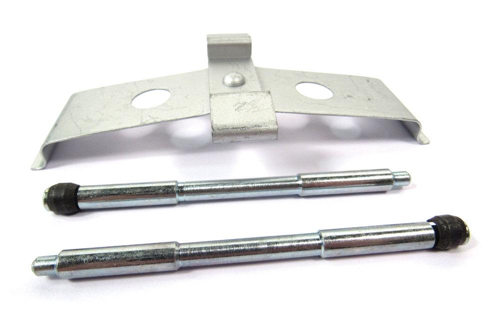 Brake Hardware Kit Front