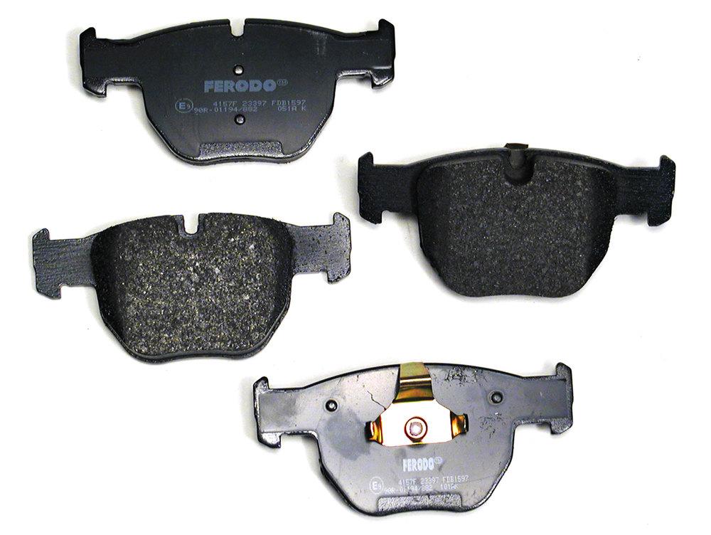 brake pads for Range Rover