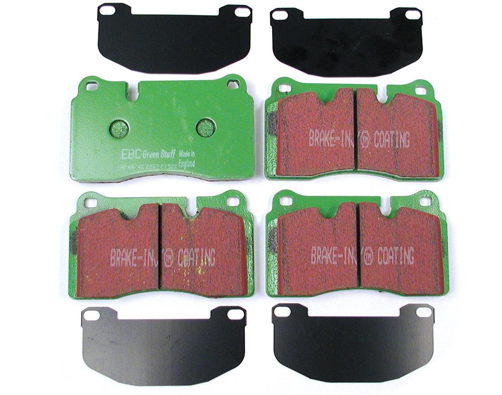 EBC front brake pads