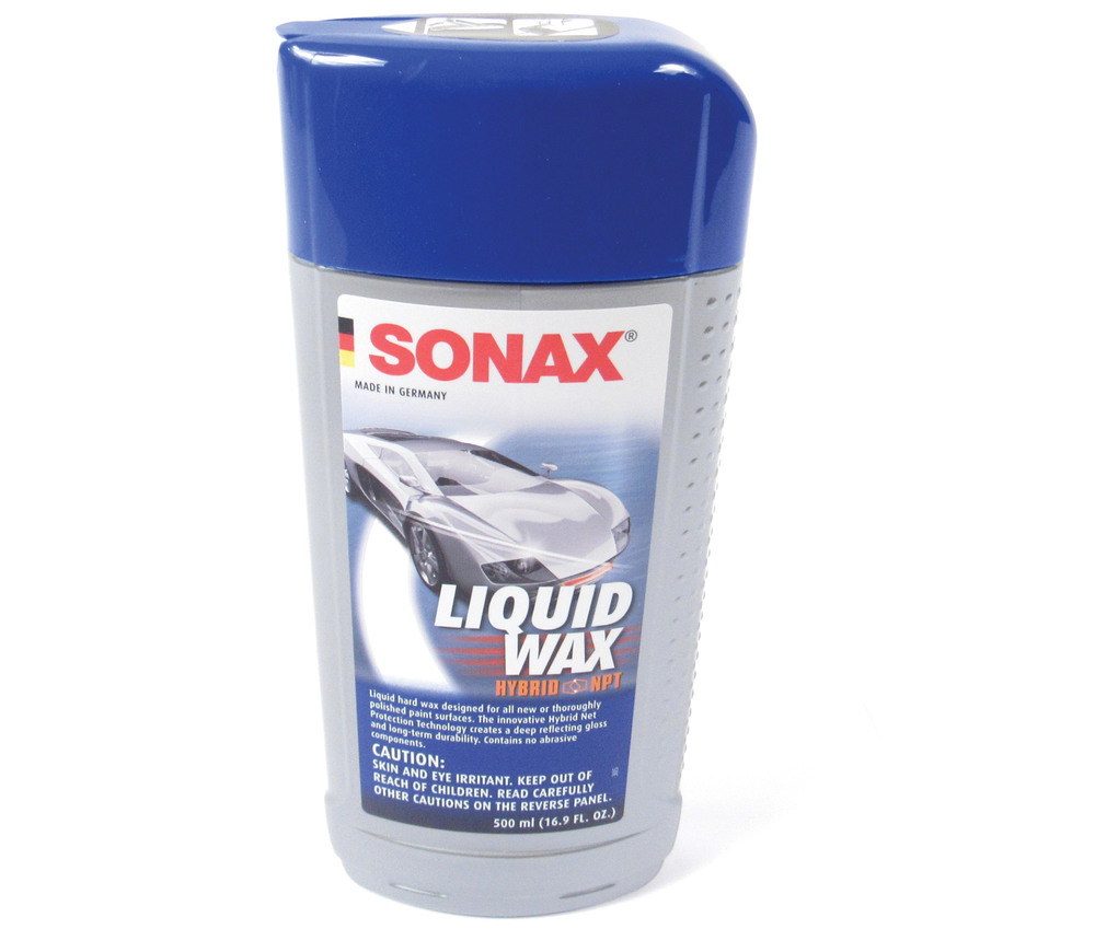 Hybrid NPT Liquid Wax: 16.9 Oz Bottle By SONAX