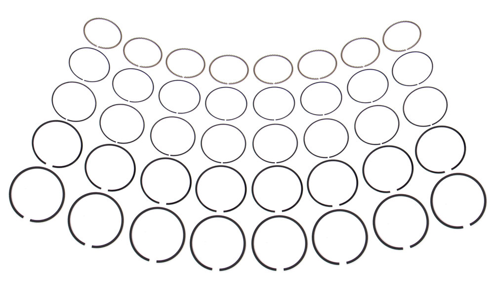 Piston Rings STC1427, Set Of 8, For 4.0 And 4.6 Liter Engines On Land Rover Discovery I, Discovery Series II, Range Rover P38, And Defender 90 1997