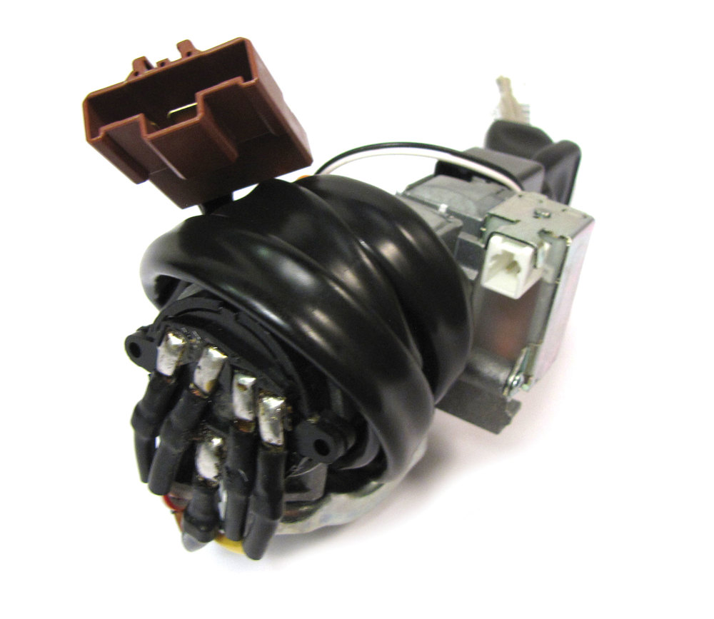Land Rover ignition switch