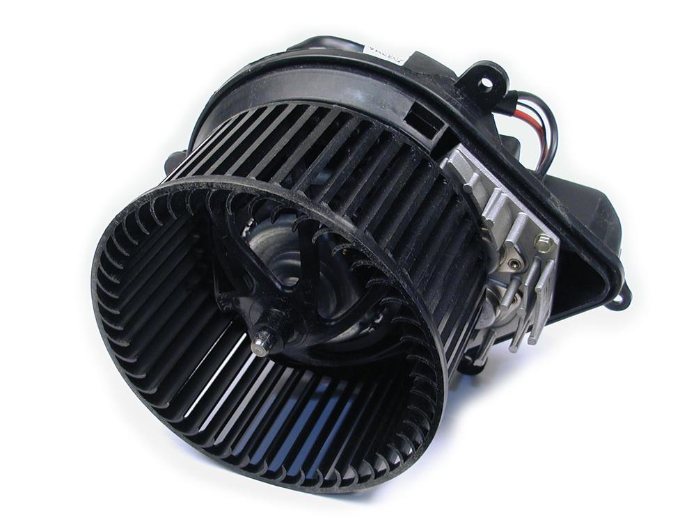 Genuine Heater Blower Motor, Right Or Left Hand, HVAC STC4304, For Range Rover P38, 1995 - 2002