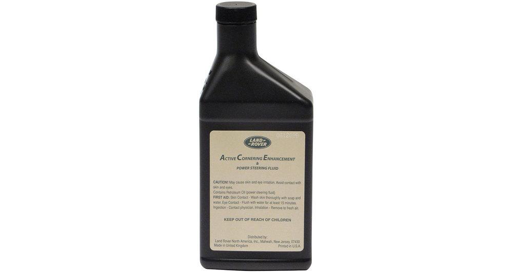 Range Rover Sport ACE fluid