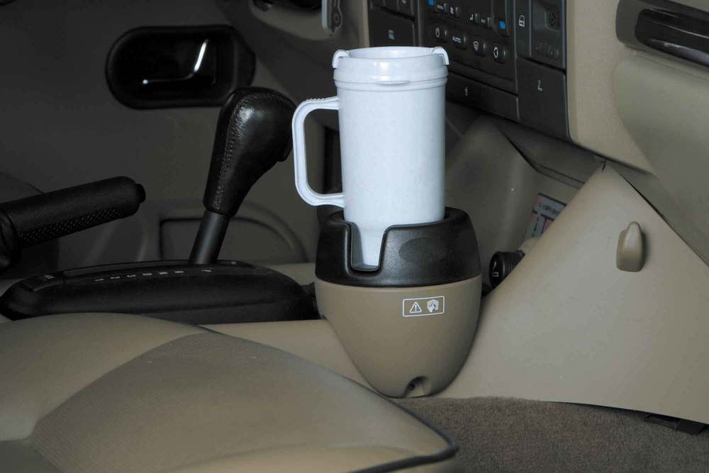Genuine Cup Holders, Beige Pair, For Land Rover Discovery 1, Discovery Series 2 And Range Rover Classic 1995-Only