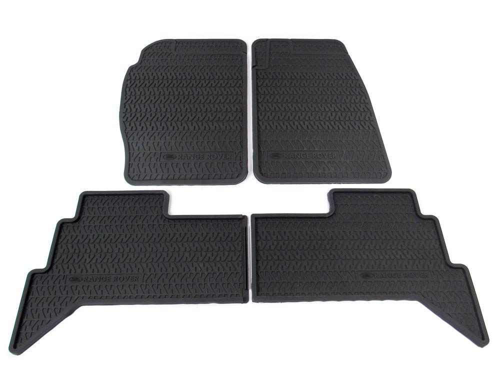 Range Rover Classic mud mat set