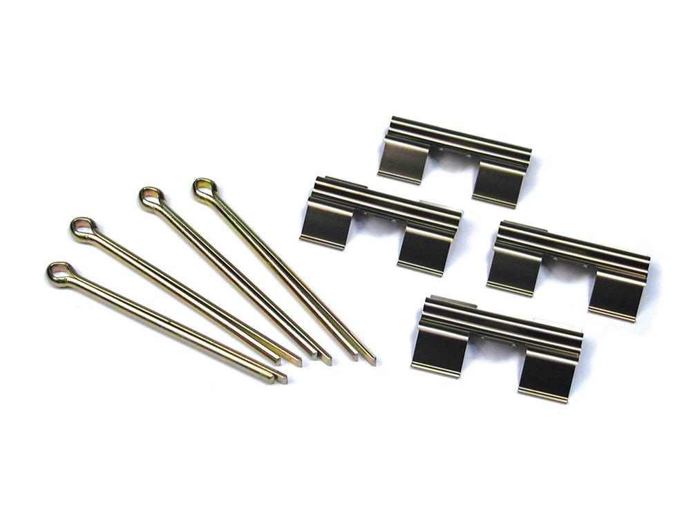 front brake pad hardware - STC8573