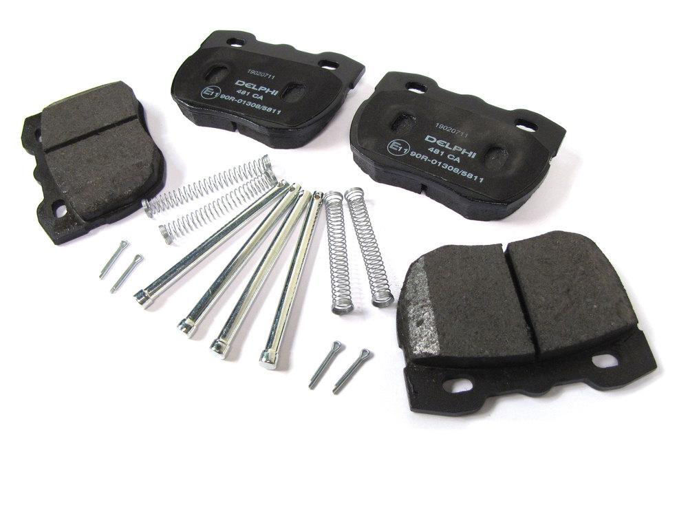 Brake Pads - Front