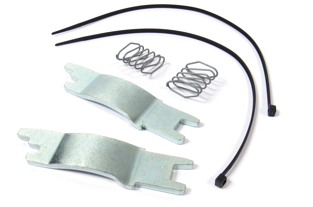 Parking Brake Shoe Setting Pin Kit SXR500010, Original Equipment, For Land Rover LR3, LR4, And Range Rover Sport (See Fitment Years)