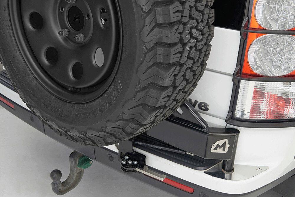 Terrafirma Spare Wheel Carrier