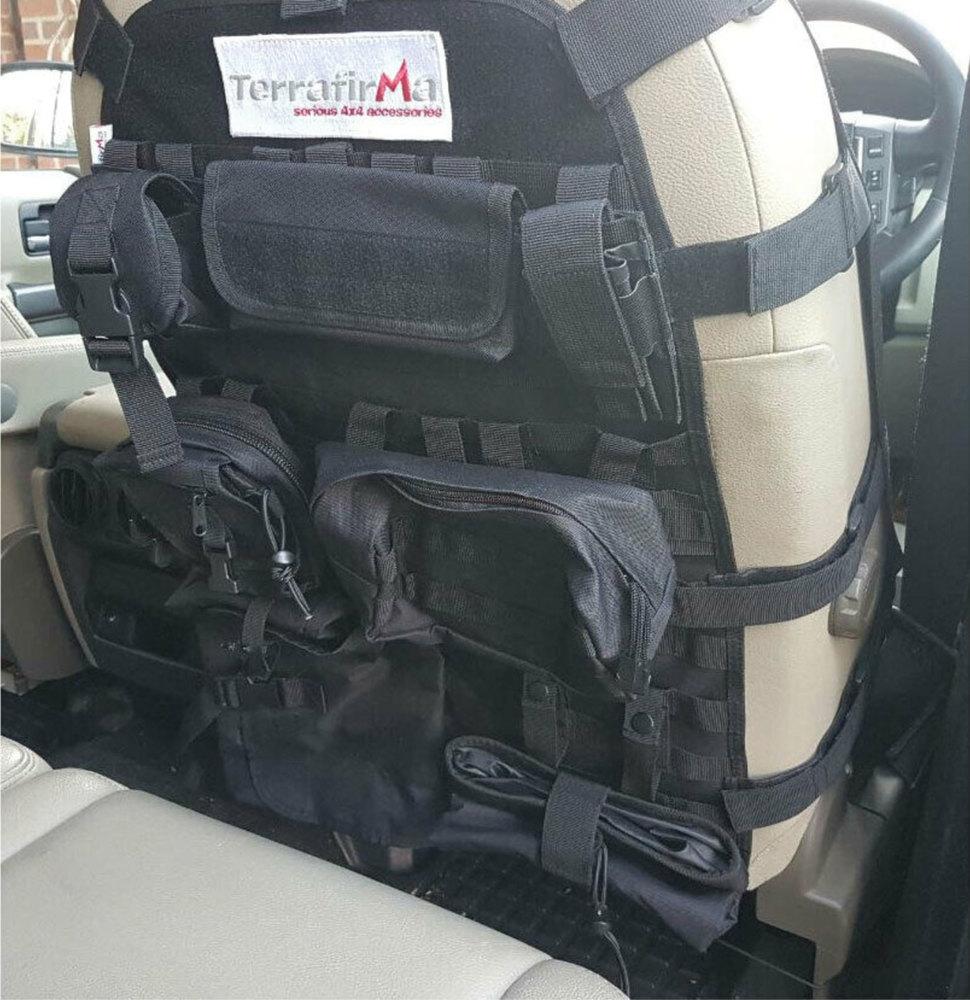 Terrafirma Tactical Universal Seat Cover