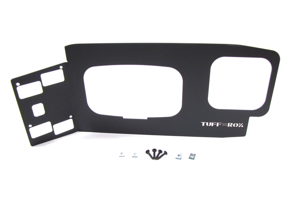 Left Hand Drive Center Console Panel By Tuff-Rok For Land Rover Discovery Series II Without Heated Seats