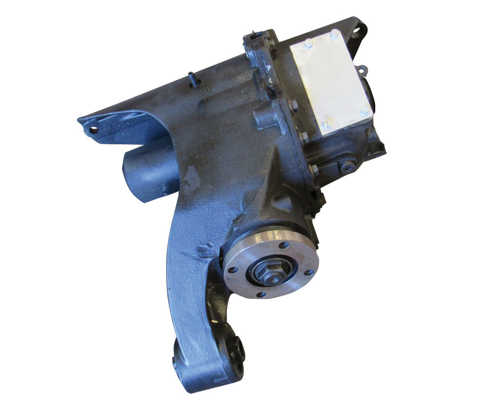 Differential Assembly, Rear Locking, Remanufactured With Core Charge, For Land Rover LR3 And Range Rover Sport (See Fitment Models)