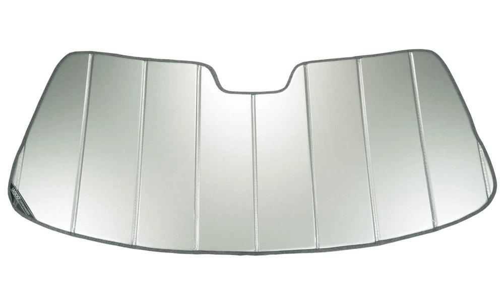 Covercraft UV10331SV Silver UVS 100 Custom Fit Sunscreen for Range Rover Classic - Laminate Material, 1 Pack