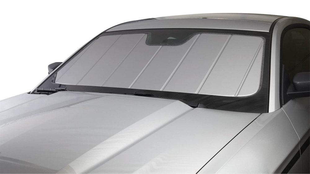 Sun Shade LR4 Windshield Sun Shade By Covercraft, Original Equipment, For Land Rover LR4