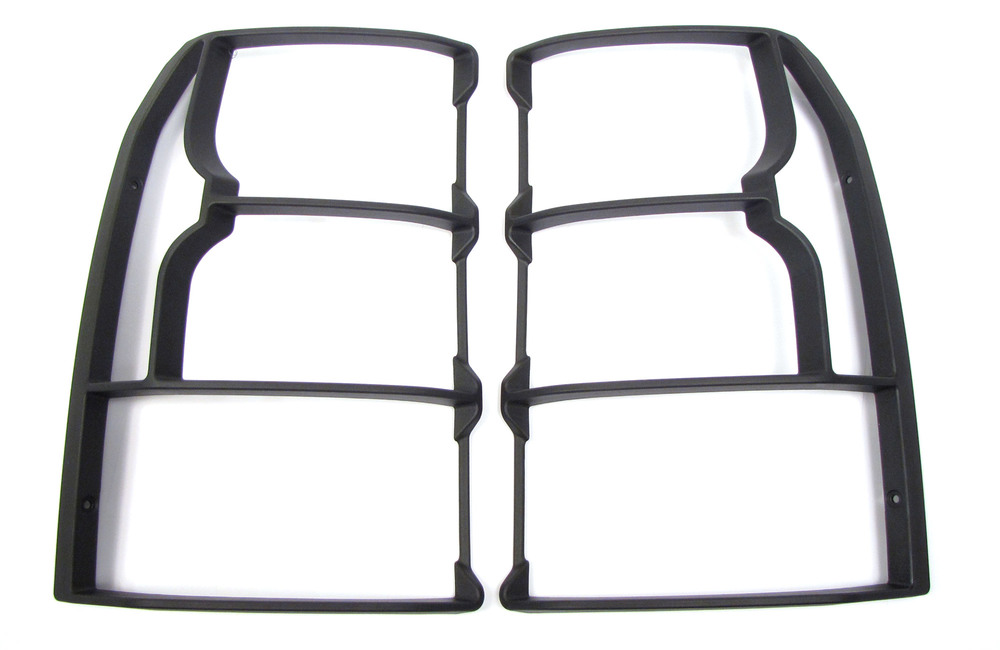 Genuine Rear Lamp Guards VPLAP0009, Pair, For Land Rover LR4