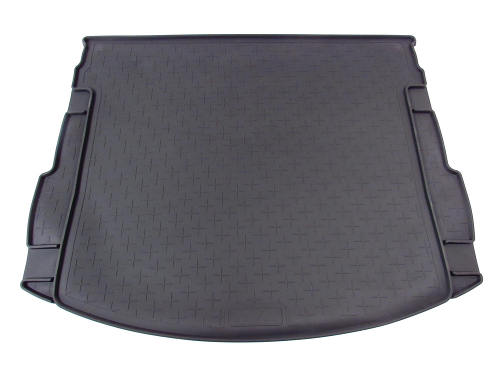 Rubber Loadspace Cargo Mat, Black Rubber, For Land Rover Discovery Sport