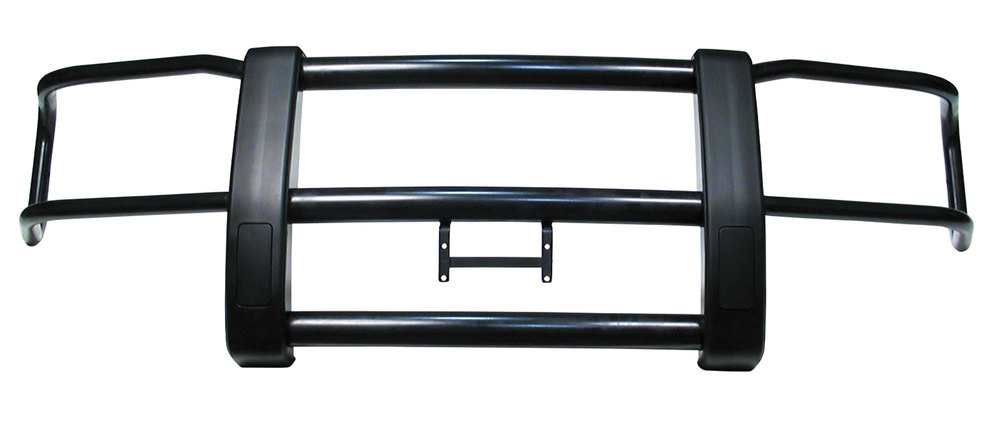 Genuine Brush Bar VUB000780, Black Tube Steel, For Range Rover Full Size L322, 2003 - 2005