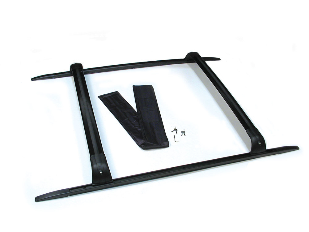 Genuine Roof Rack Kit, Track And Crossbar Set, For Range Rover Sport, 2006 - 2013, VUB502130