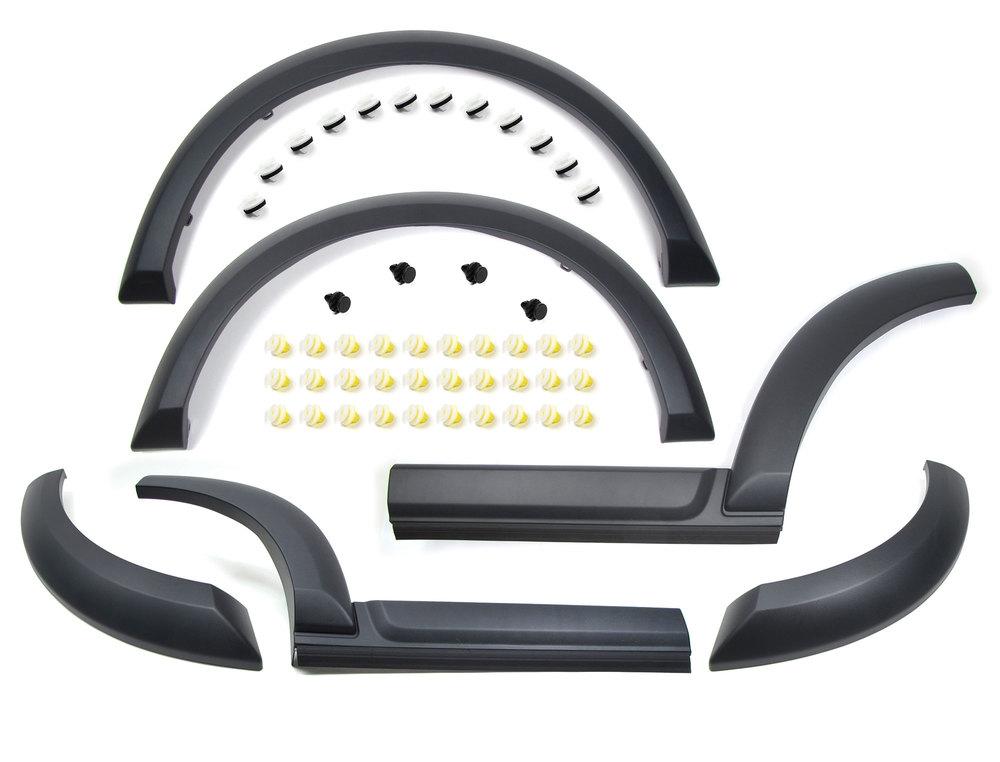 Genuine Wheel Arch Moulding Kit LR3