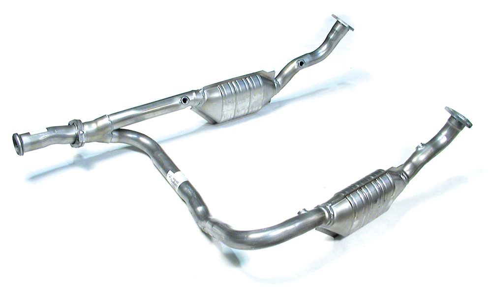 Catalytic Converter, Split Y-Pipe For Range Rover P38 1999 - 2002