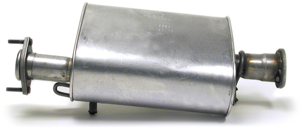 Genuine Exhaust Muffler For Land Rover Defender 90