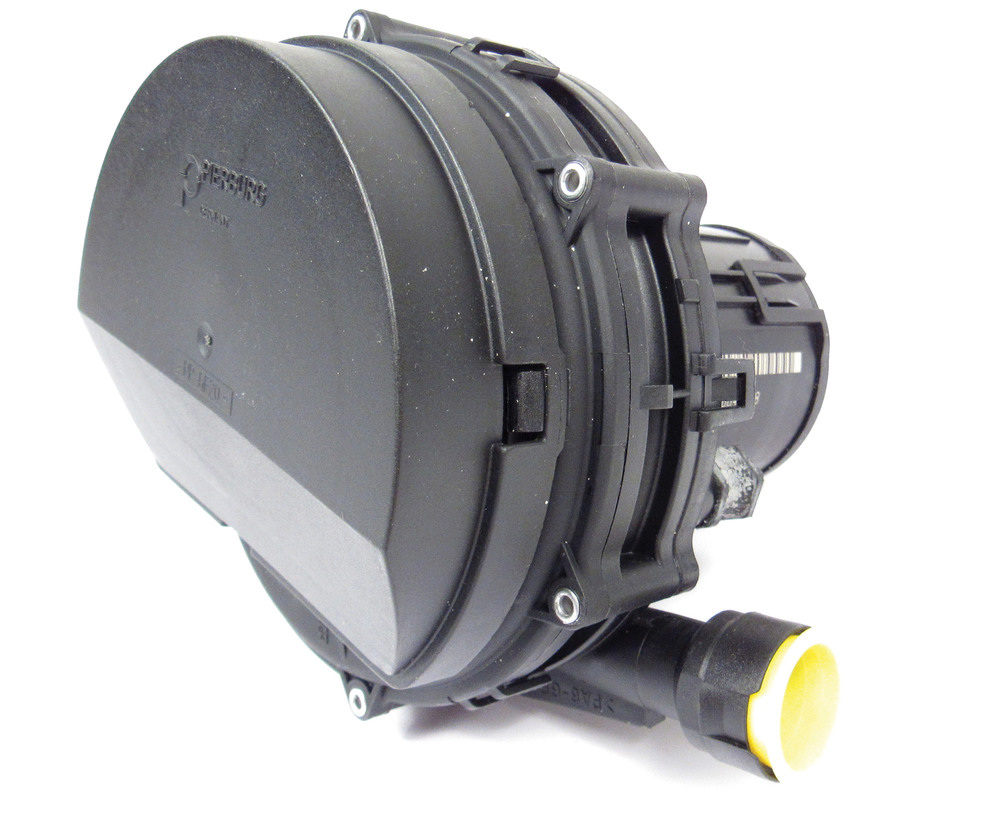 Secondary Air Pump WIB100030, Original Equipment, For Land Rover Discovery Series II And Range Rover P38 (See Fitment Years)