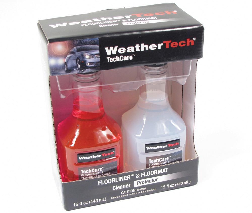 Techcare Floorliner & Floor Mat Cleaner & Protector By WeatherTech