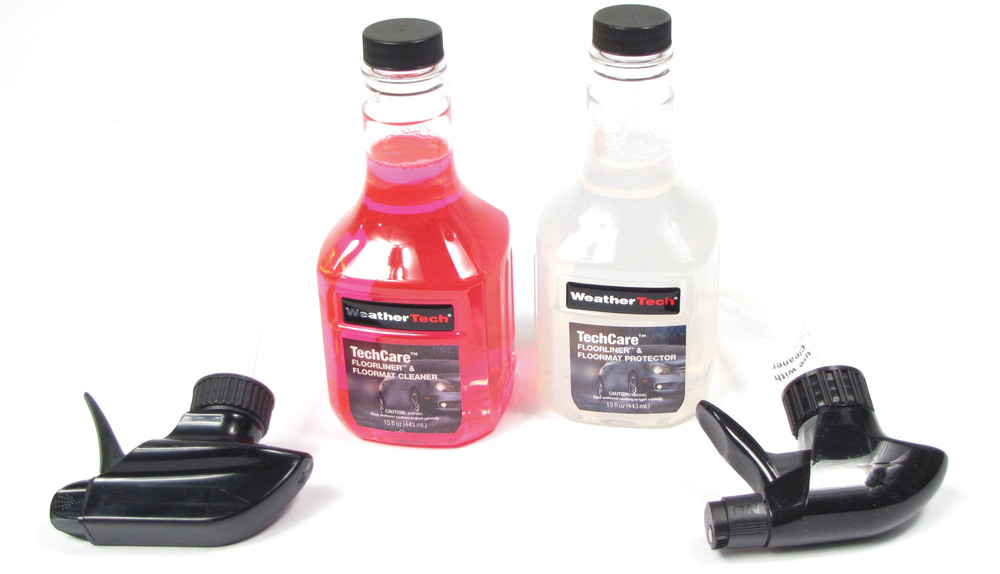 Techcare Floorliner & Floor Mat Cleaner & Protector By WeatherTech