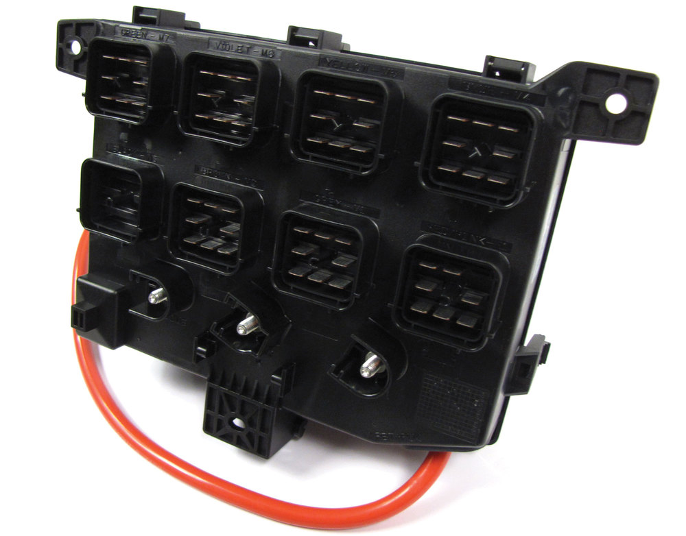 Genuine Fuse Box Compartment YQE103410 For Range Rover 4.0 Or 4.6 P38 With BOSCH Engine