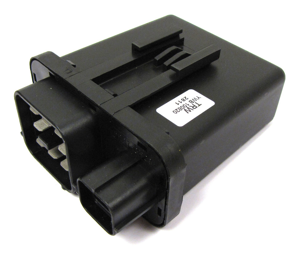 Genuine Fuel Pump Relay, Multifunction, For Land Rover Discovery 1 1996 - 1999 And Defender 90 1997-Only