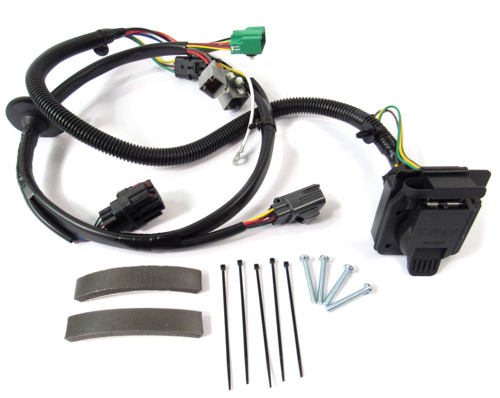 Range Rover Trailer Wiring Kit