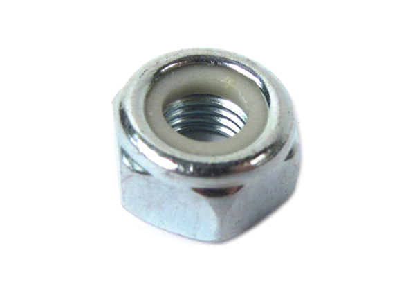 Nut - Self Locking - 10 X 1.25