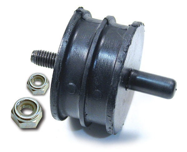 Motor And Transmission Mount With Nuts, For Land Rover Series 2, 2A And 3