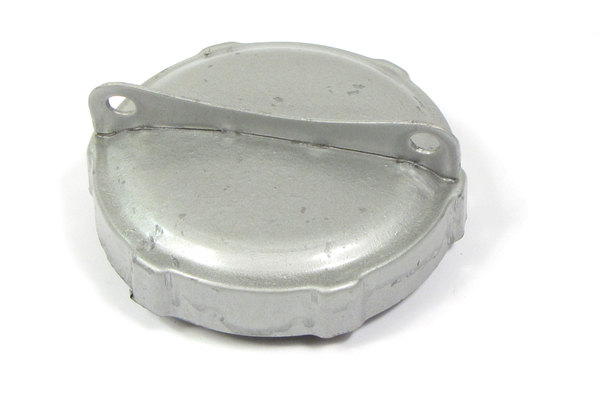 Fuel Filler Gas Cap, Two-Lug, For Land Rover Series 2 And 2A
