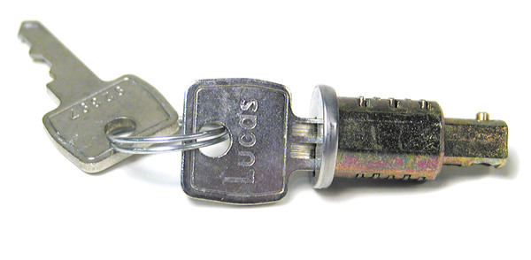 Lock And Key For Ignition Switch