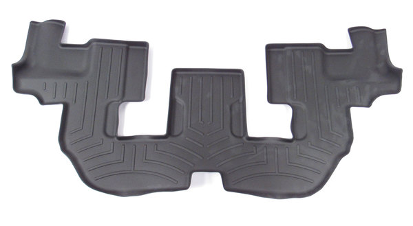 Floor Liner 3rd Row Black
