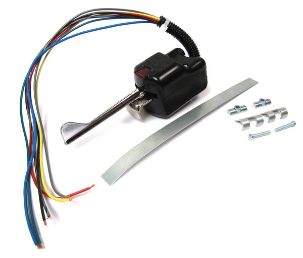 Turn Signal Switch For Land Rover Series 2, 2A And 3, 88 And 109-Inch Models