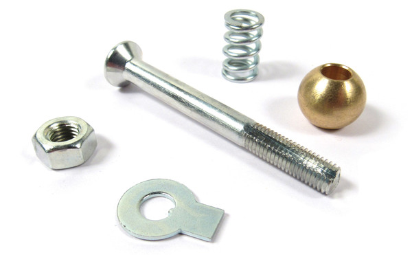 Complete Door Hinge Pin Kit For Land Rover Series 2, 2A, And 3, 88 And 109-Inch Models