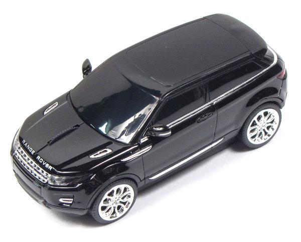 Click Car Stick® - Range Rover Evoque - USB 4GB Flash Drive - Black
